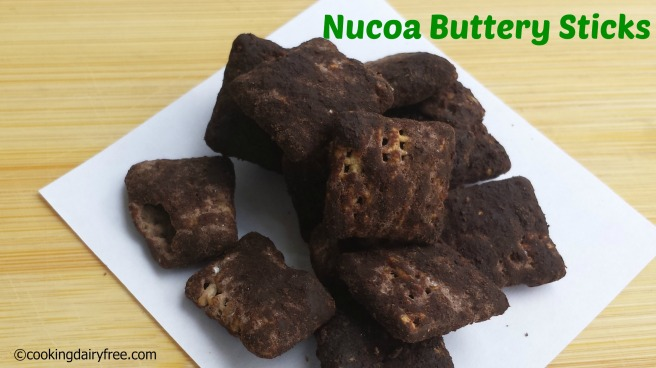 nucoa muddy buddies