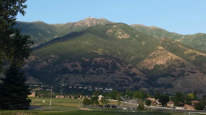 Francis Peak, Utah