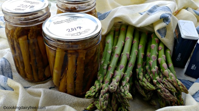 Pickled Asparagus 2
