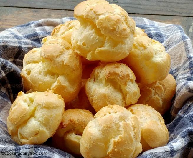cream puff pastry 2