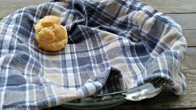 last cream puff